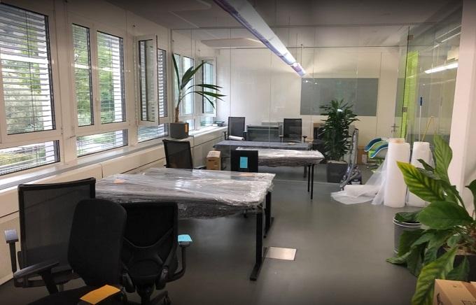 Büroumzug Luzern
